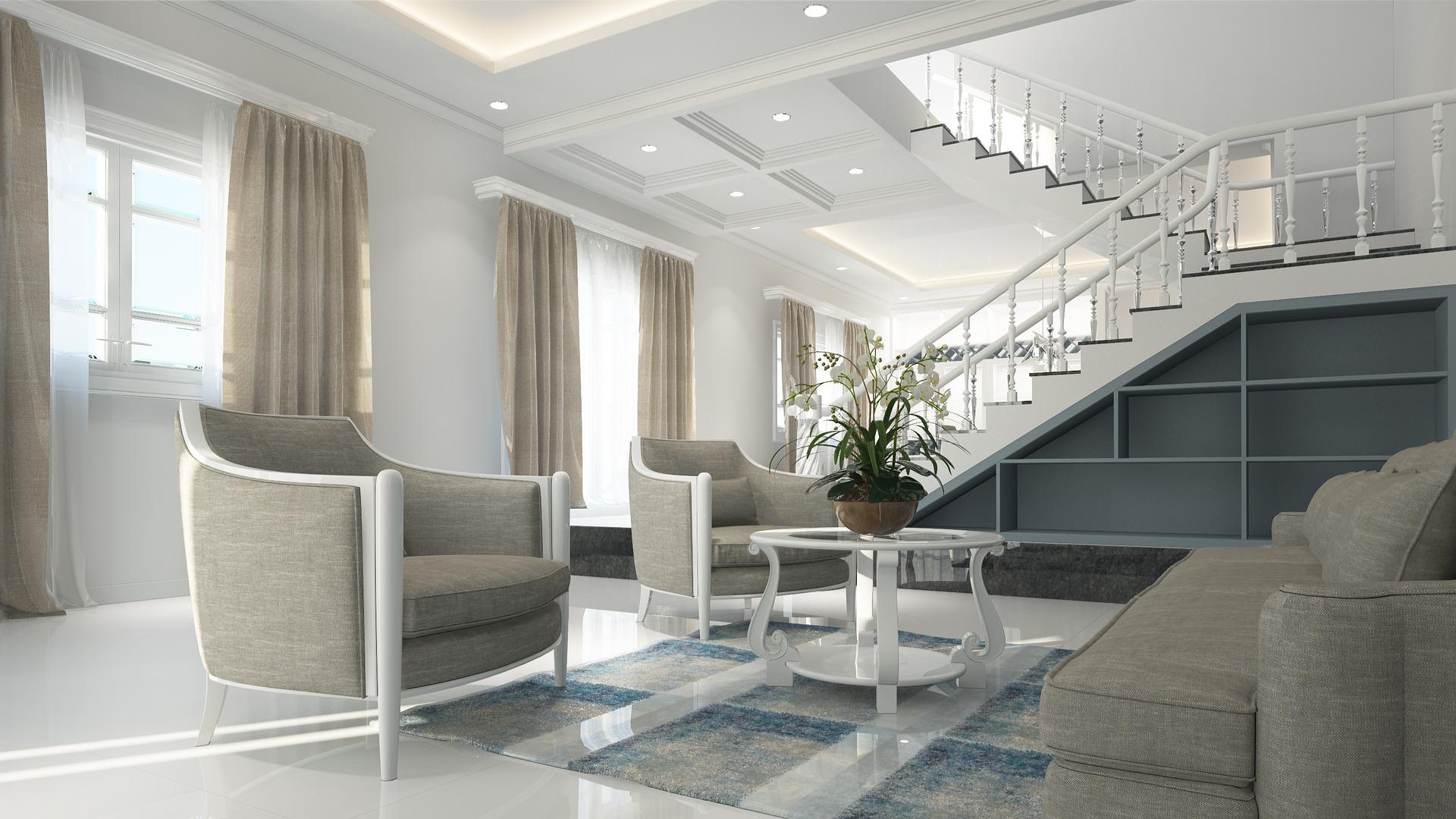 Réussir une décoration blanche pour son intérieur
