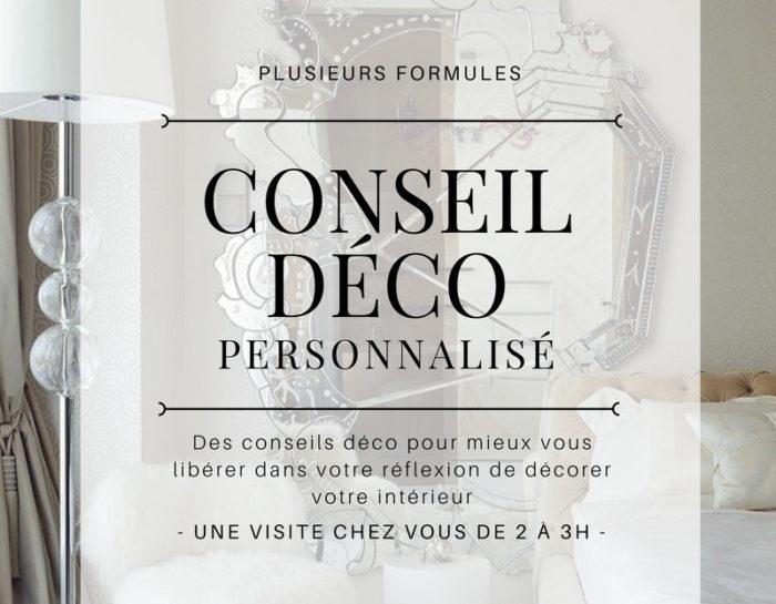 """""""Conseil Déco"""" personnalisé"""